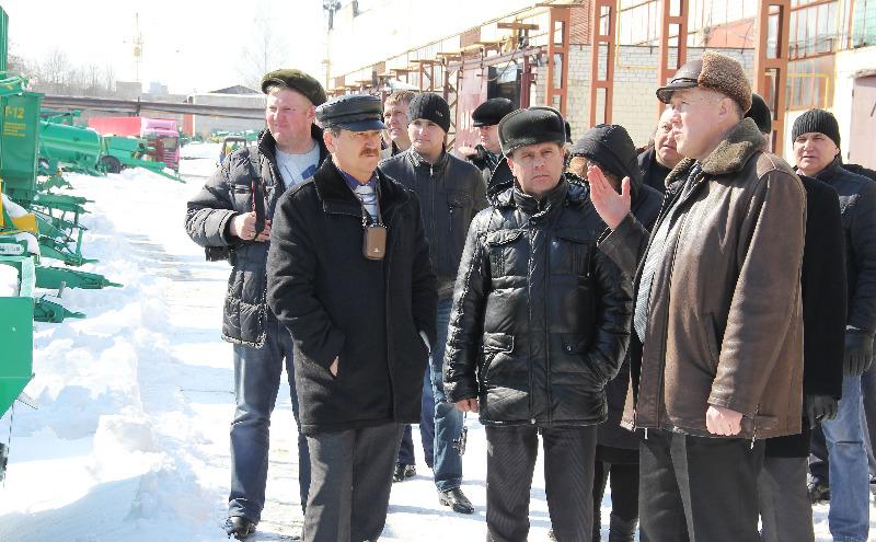 В Белоруссию за «Хозяином»