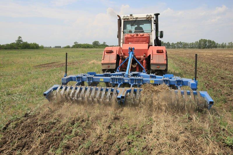 Чизельная обработка почвы