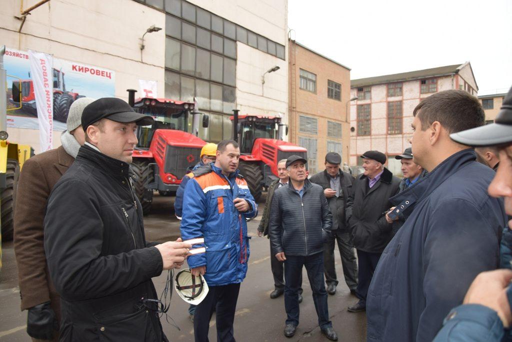 50 КИРОВЦЕВ — новая планка для АПК Новосибирской области