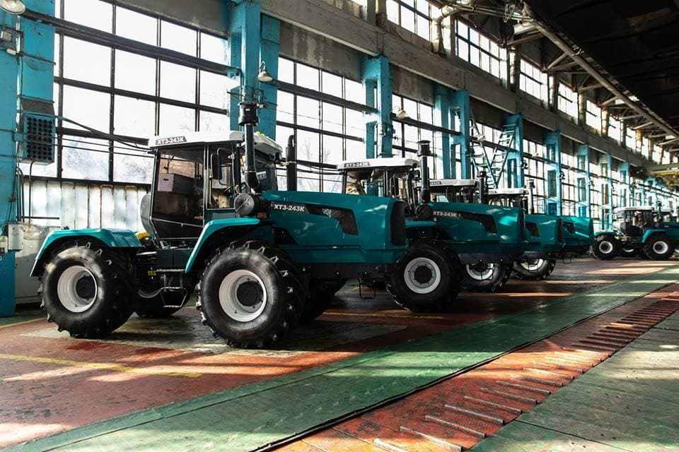 Харьковский тракторный завод: вчера и сегодня