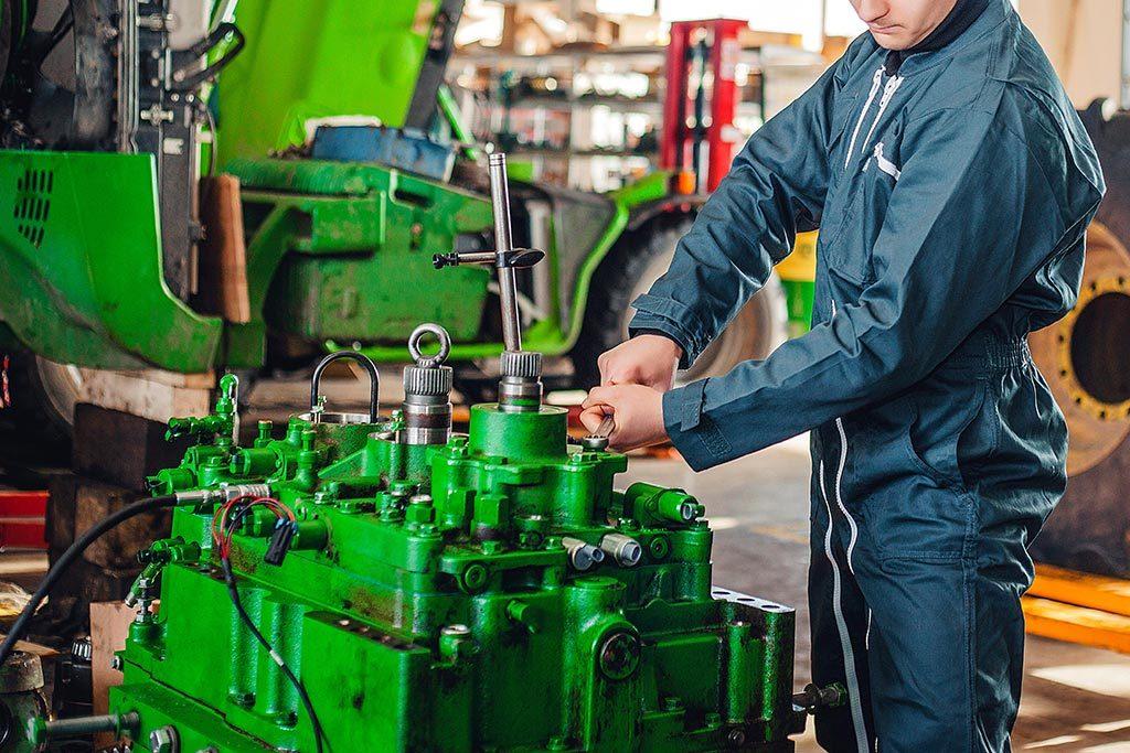 Качественный и оперативный ремонт комбайнов в Новосибирске