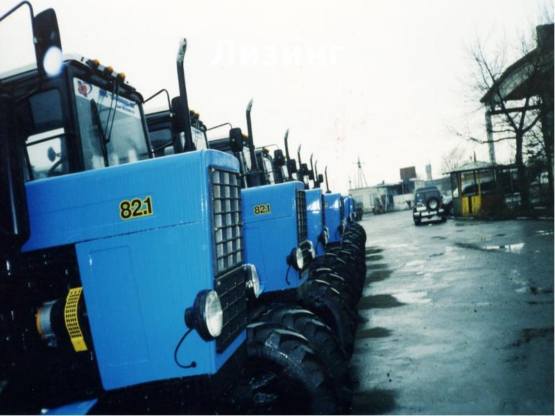 Предлагаем лизинг сельхозтехники в Новосибирске