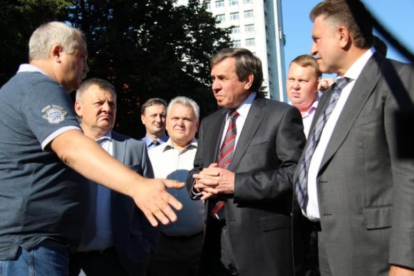 На новосибирском Дне поля говорили о развитии местного сельского машиностроения