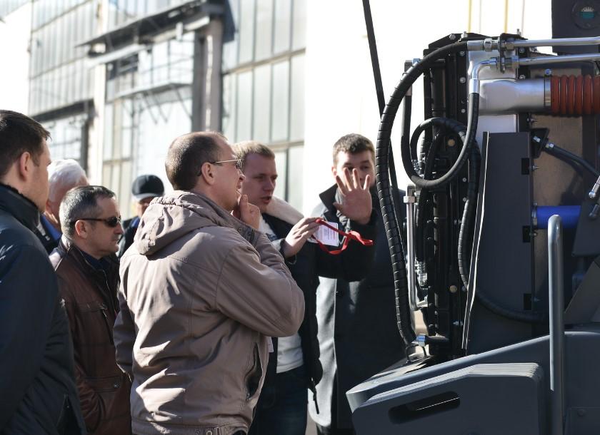 Петербургский тракторный завод активизирует процесс обновления тракторного парка Новосибирской области