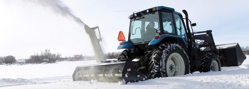 Снегоуборочный патруль