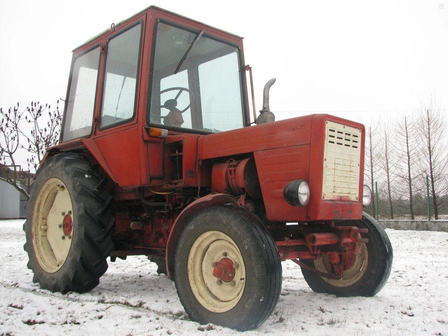 Покупать ли подержанный трактор?