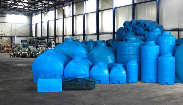 Компания «АГРО» расширила производство пластиковых емкостей
