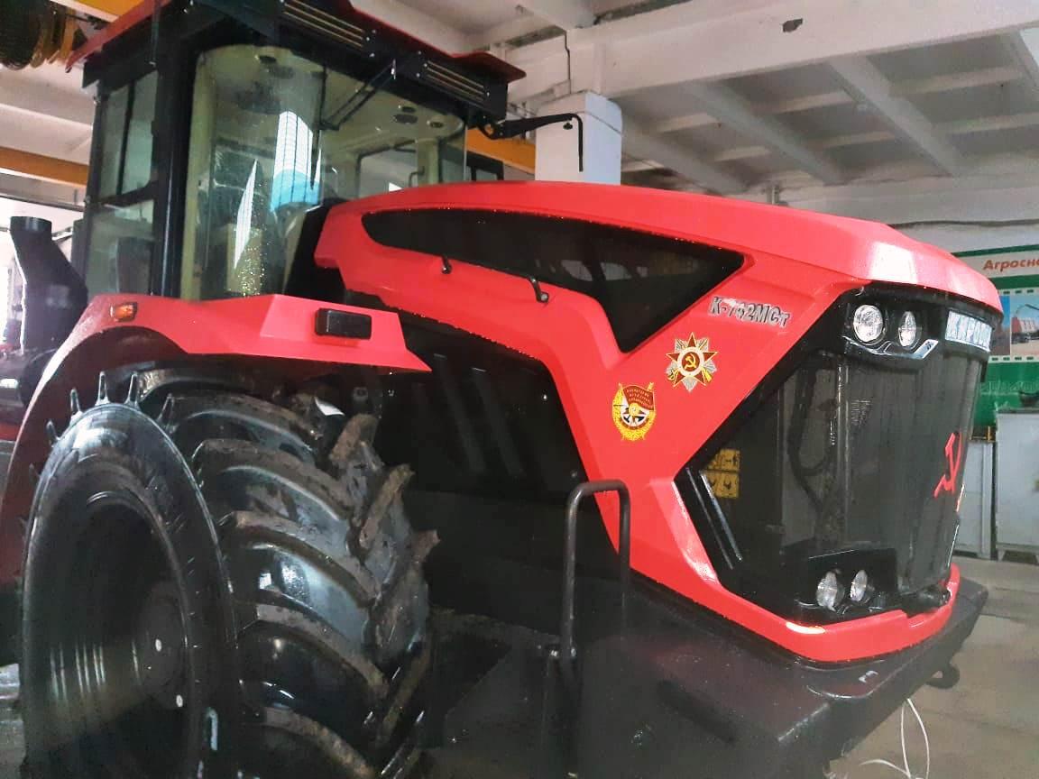 КИРОВЕЦ трактор Победы!