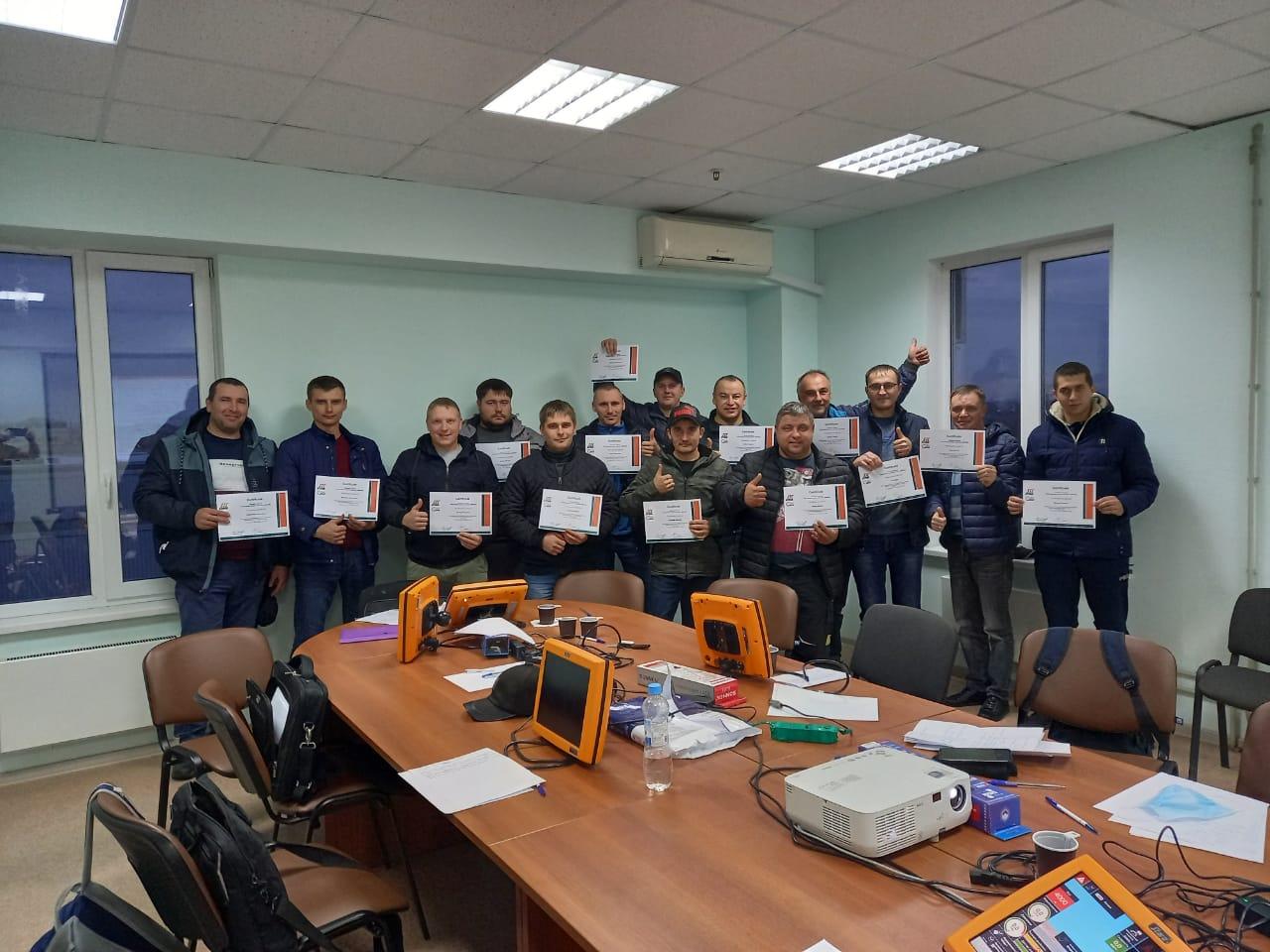 Компания STARA провела обучение сервисных специалистов.