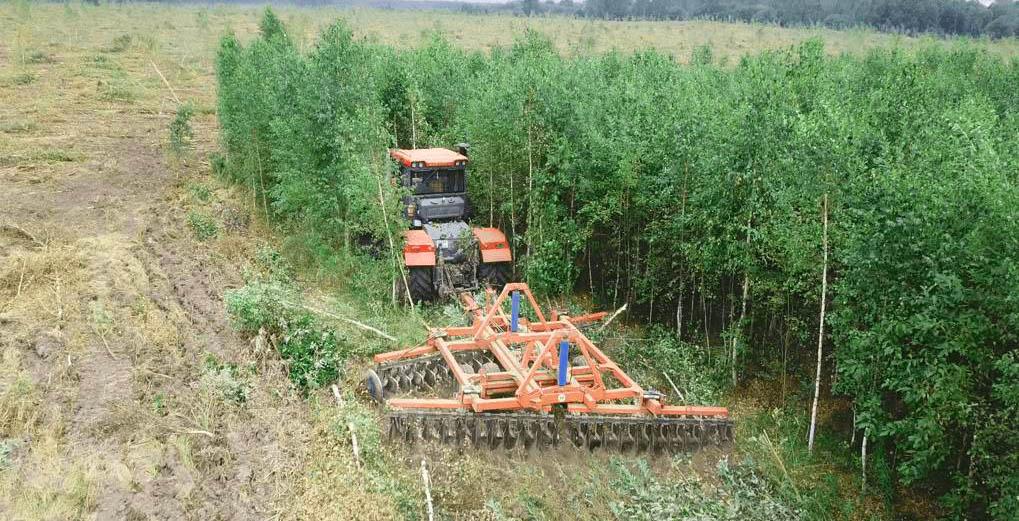 «Кировец» – эффективный инструмент возрождения земельного фонда России