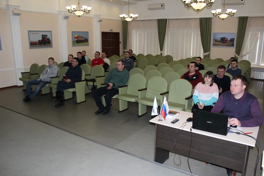 КИРОВЕЦ - обучение сервисных специалистов