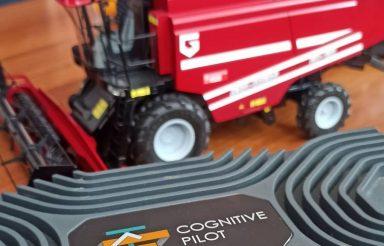 COGNITIVE AGRO PILOT доступен в комбайнах GOMSELMASH