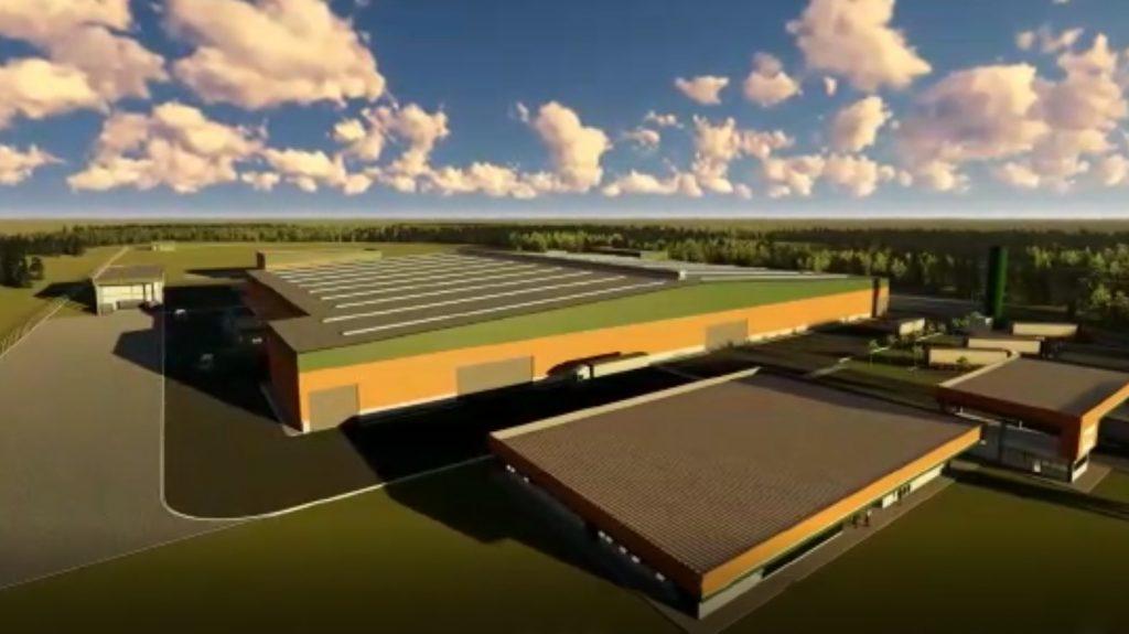 Компания Stara приступает к строительству нового производственного объекта в муниципалитете Санта Роза