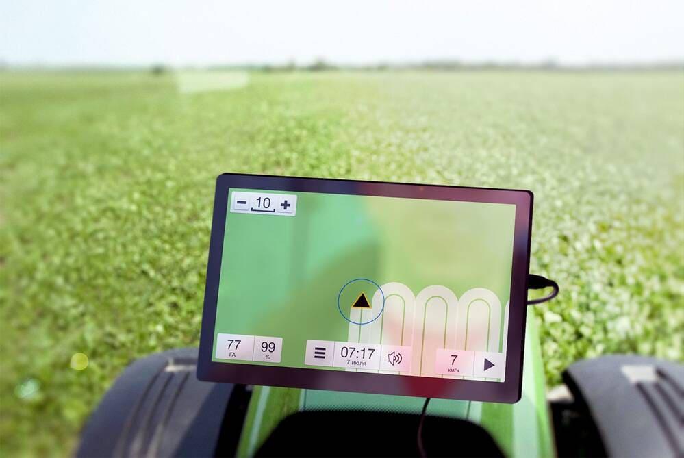 Системы параллельного вождения сельхозтехники