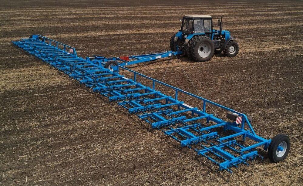 Почвообрабатывающая техника